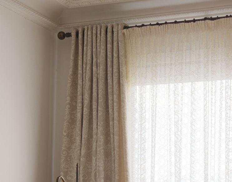 Como hacer cortinas plisadas con cinta fruncidora