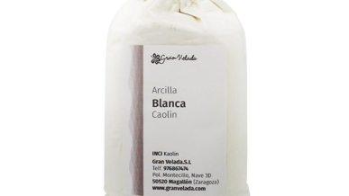 Arcilla Blanca para cosmetica Gran Velada.