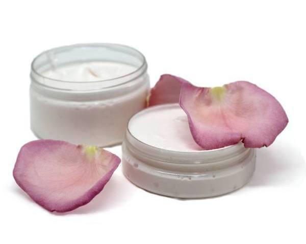Cremas naturales para el cuerpo