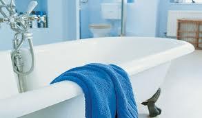 Eliminar Manchas en la Bañera