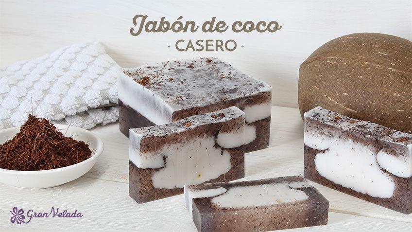 Jabon de coco