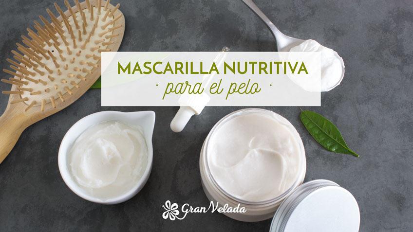 Receta Para Hacer Mascarilla Nutritiva Para El Pelo Con Manteca De Karite