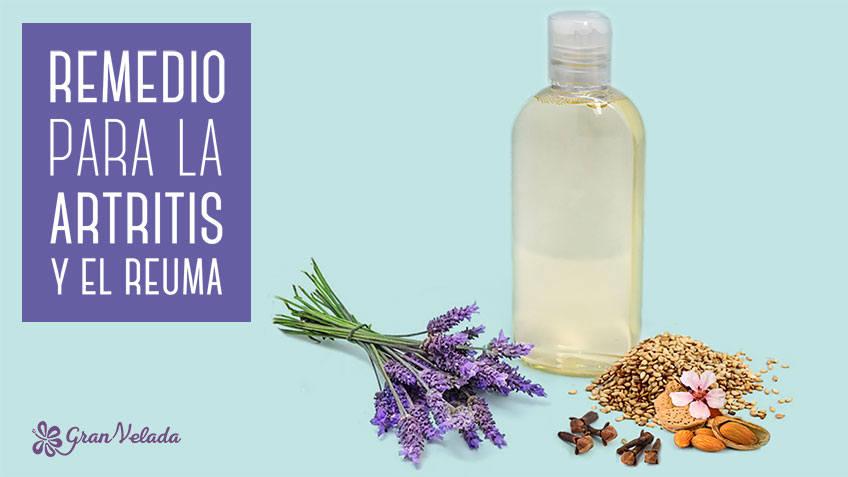 Como curar las reumas en los brazos