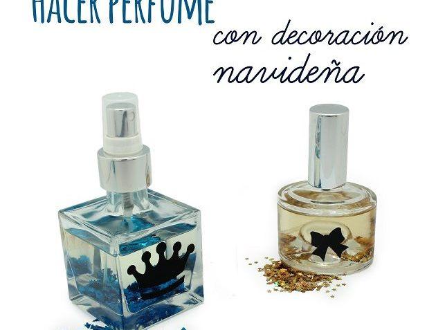 Cómo hacer perfumes de Navidad