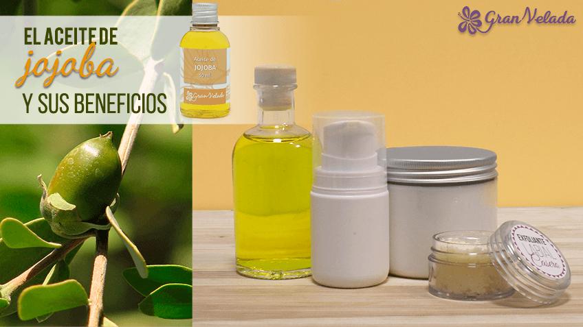 Aceite de Jojoba y sus propiedades
