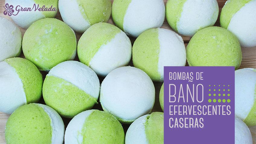 Como hacer bombas de ba o efervescentes hechas en casa y - Moldes bombas de bano ...