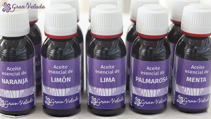 Aceites esencial Gran Velada para dar propiedades cosmética a tus cremas caseras.