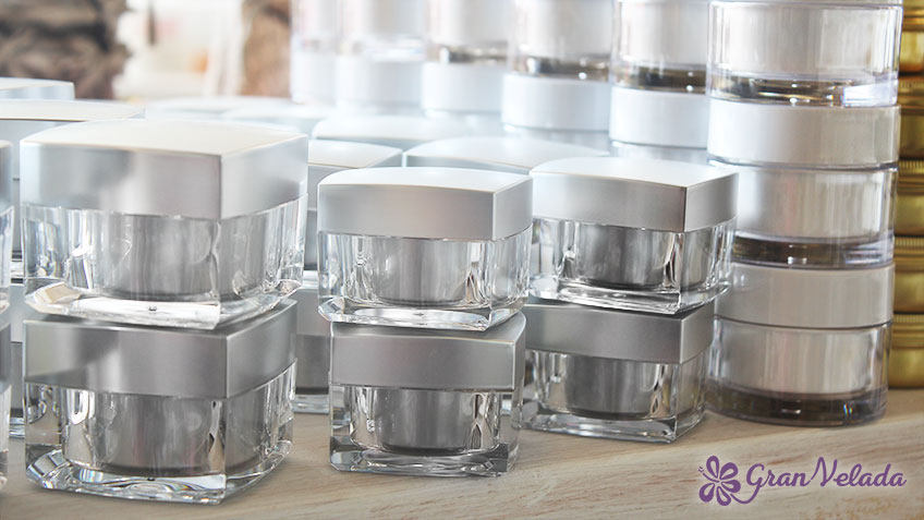 Envases Gran Velada para que tus Cremas caseras deslumbren por dentro y por fuera..