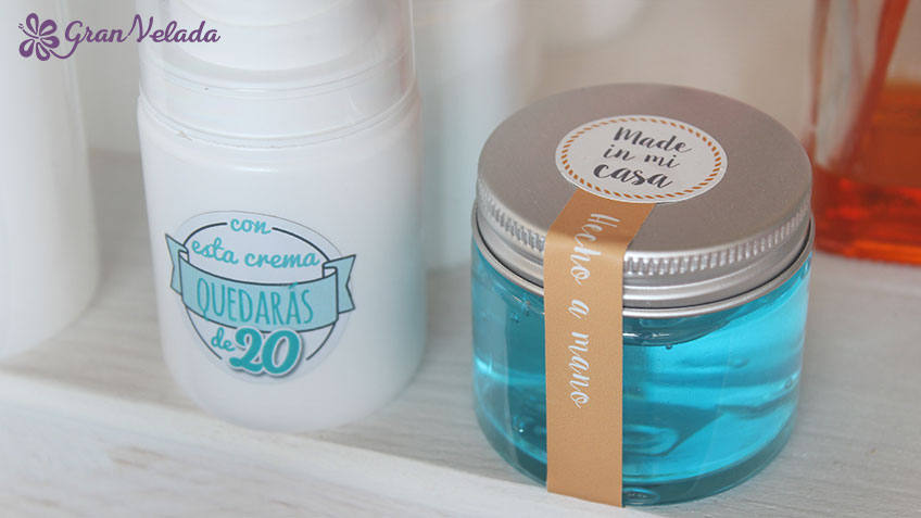 Kit para hacer cremas naturales para vender