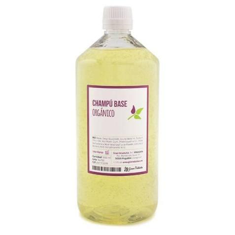 Base organica para champu