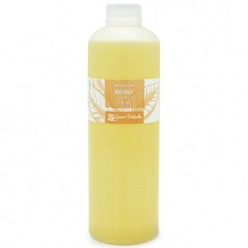 Ricino, aceite vegetal