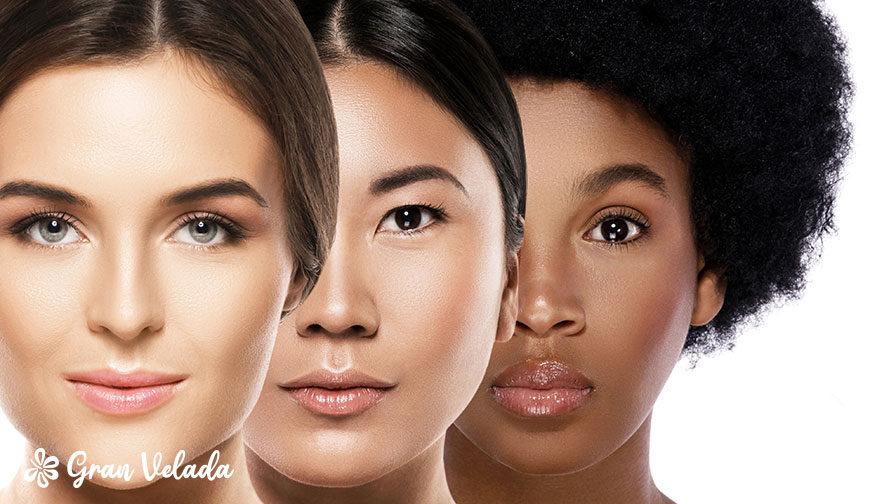 La piel y la cosmetica