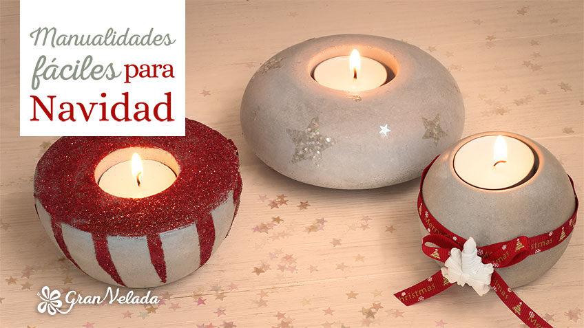 Hacer manualidades faciles para navidad en casa por poco - Manualidades faciles navidad ...