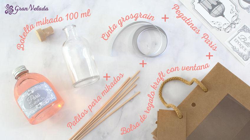 Tutorial para hacer ambientadores para regalo en casa