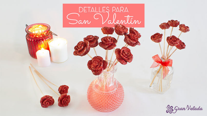 Detalles para San Valentin