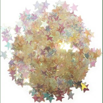 Estrellas iridiscentes