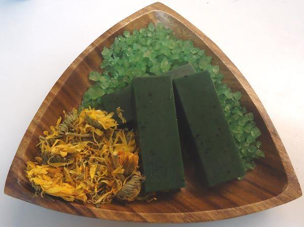 Jabón de Alga Fucus.