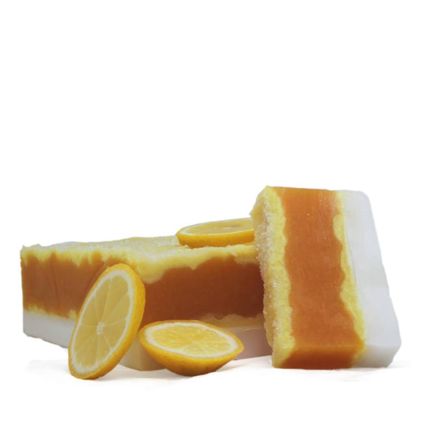 Hacer jabón de limón