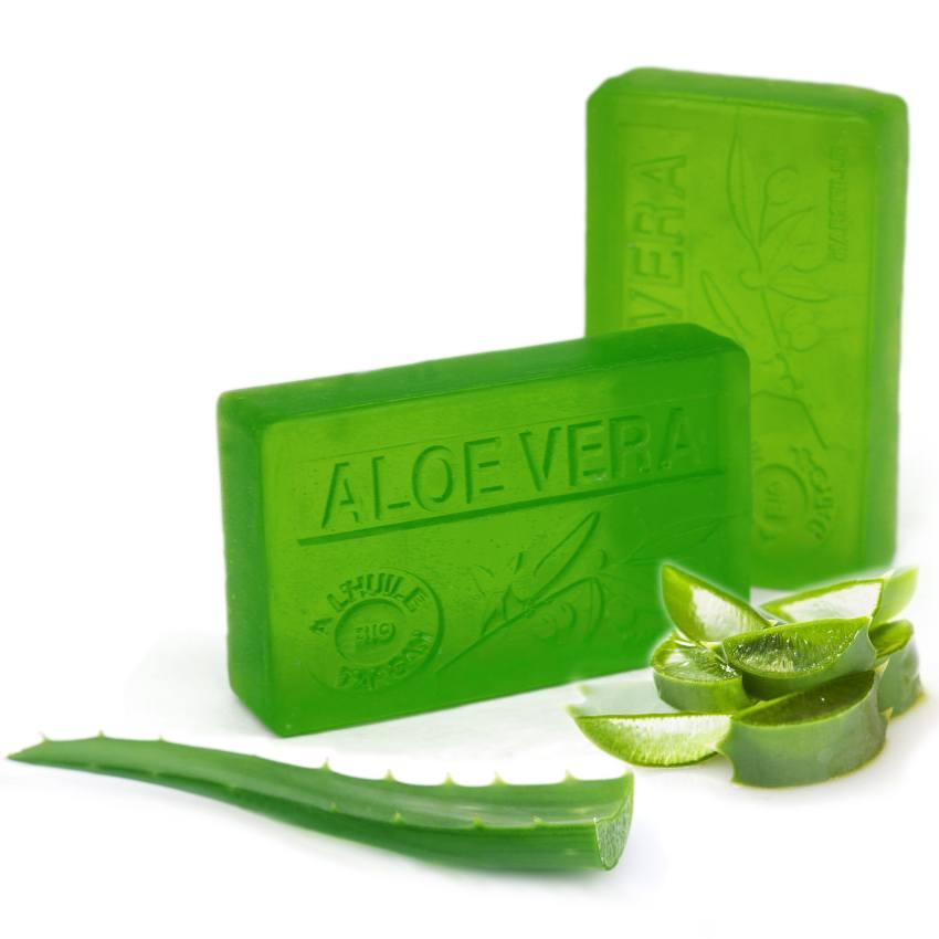 Hacer Jabón de Aloe Vera
