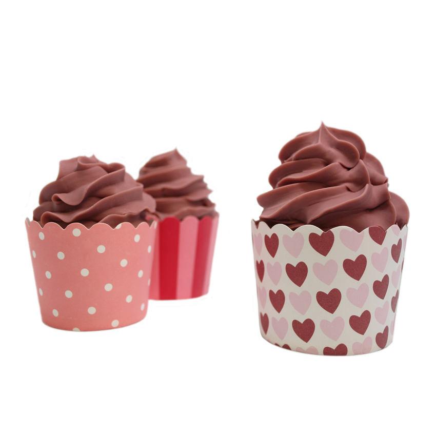 Hacer Cupcakes de Jabón de Aceite