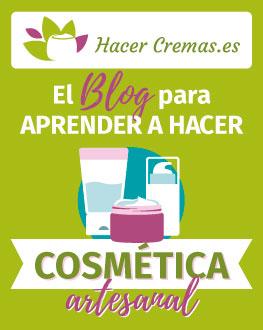 Haz tus propias cremas caseras con los tutoriales del blog hacercremas.es