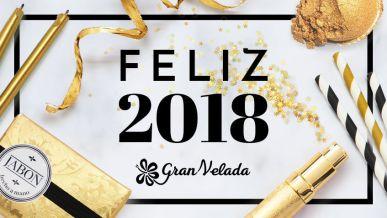Feliz Año Nuevo 2018