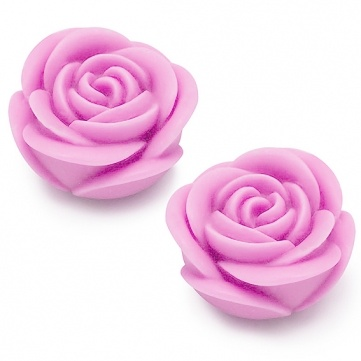 Rosas redondeadas