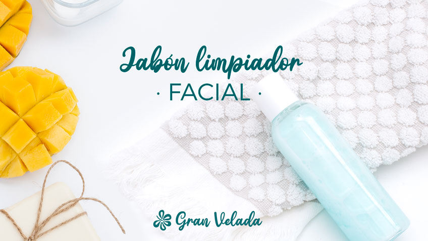 Gel facial antiedad