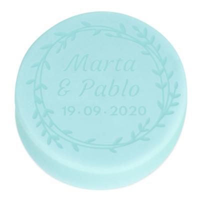 Pastilla redonda personalizada