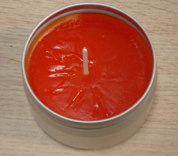 Hacer velas de Citronela