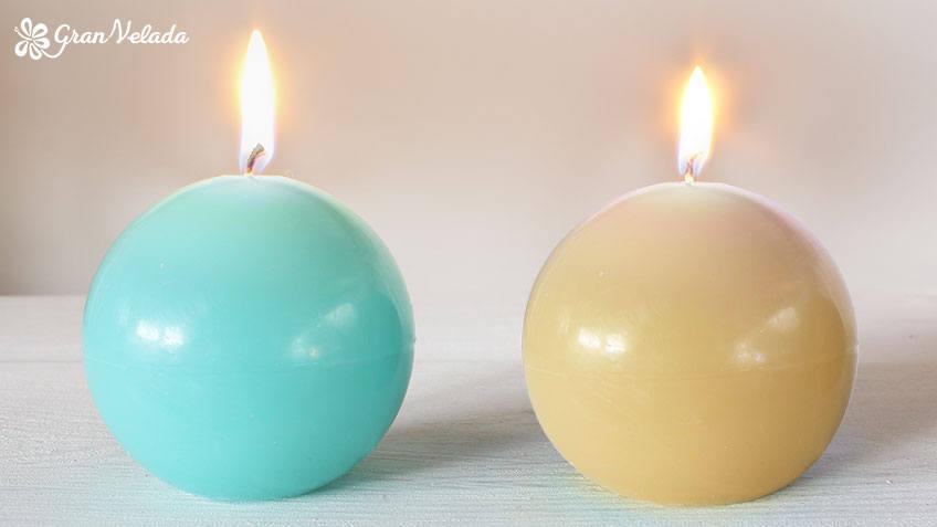 Como se hacen las velas caseras