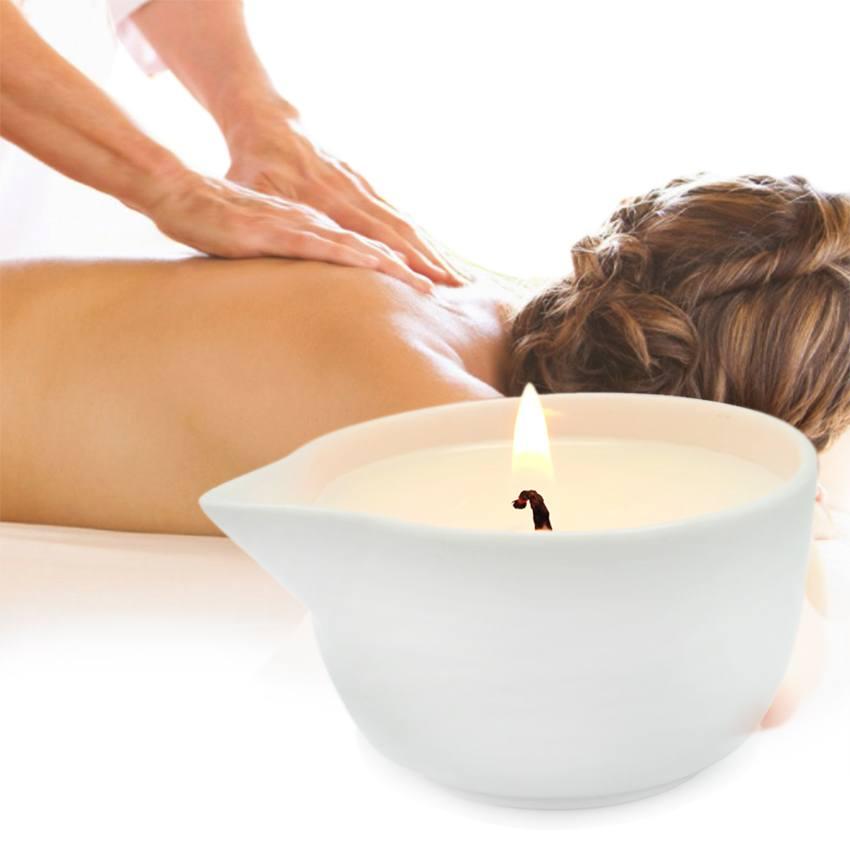 Hacer velas para masajes