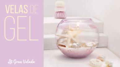 Ideas para hacer velas de gel en casa con vídeos