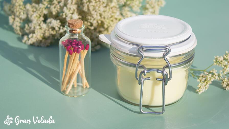 Como hacer velas aromaticas caseras