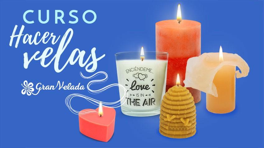 34b79969a3b ✅ Curso gratis para aprender como hacer velas.. aprende fácil desde ...