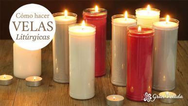 C mo hacer velas caseras de forma f cil con nuestras recetas for Como fabricar velas caseras