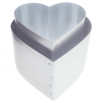 Corazón metálico