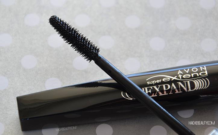 mascara super extend expand avon 5