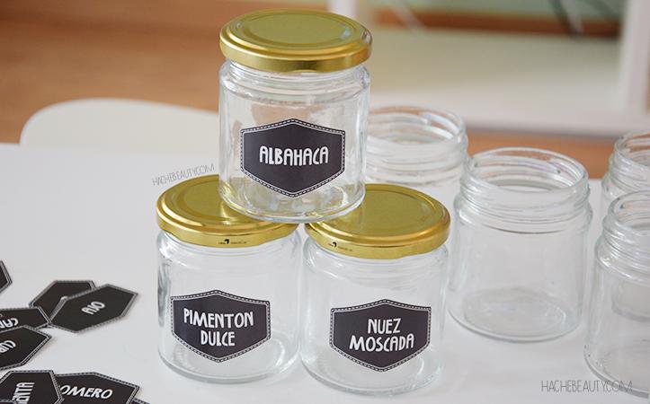 diy frascos con etiquetas 6