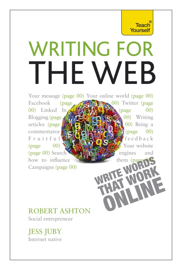 Writing for the Web: Teach Yourself by Robert Ashton  Hachette UK