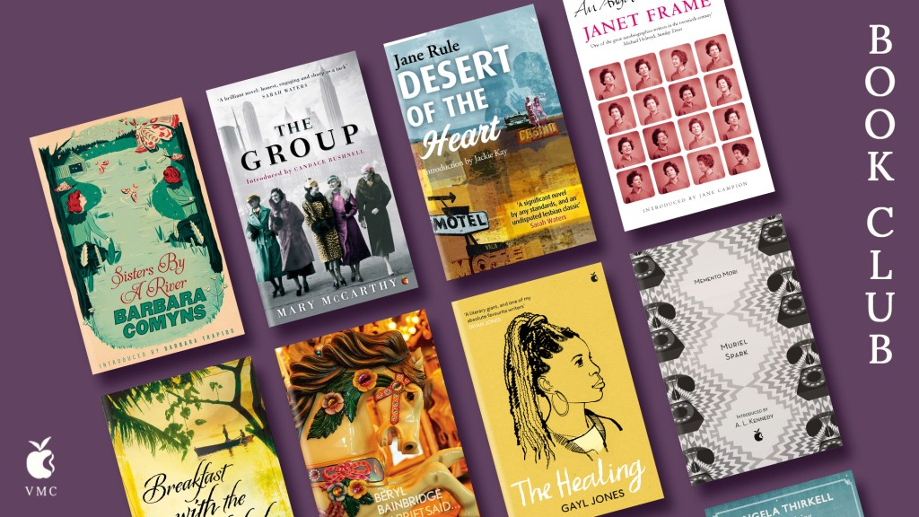 Virago Modern Classics Book Club