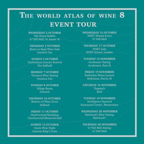 world atlas of wine tour