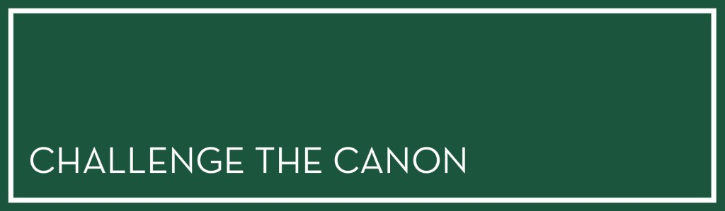 Challenge the Canon