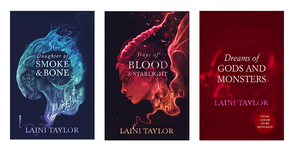 Laini Taylor 10th Anniversary Special Editions | Hachette UK