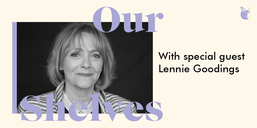 OurShelves with Lennie Goodings