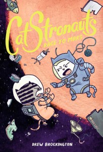 CatStronauts: Race to Mars cover