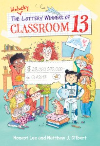 Unlucky Lottery Winners of Classroom 13 cover
