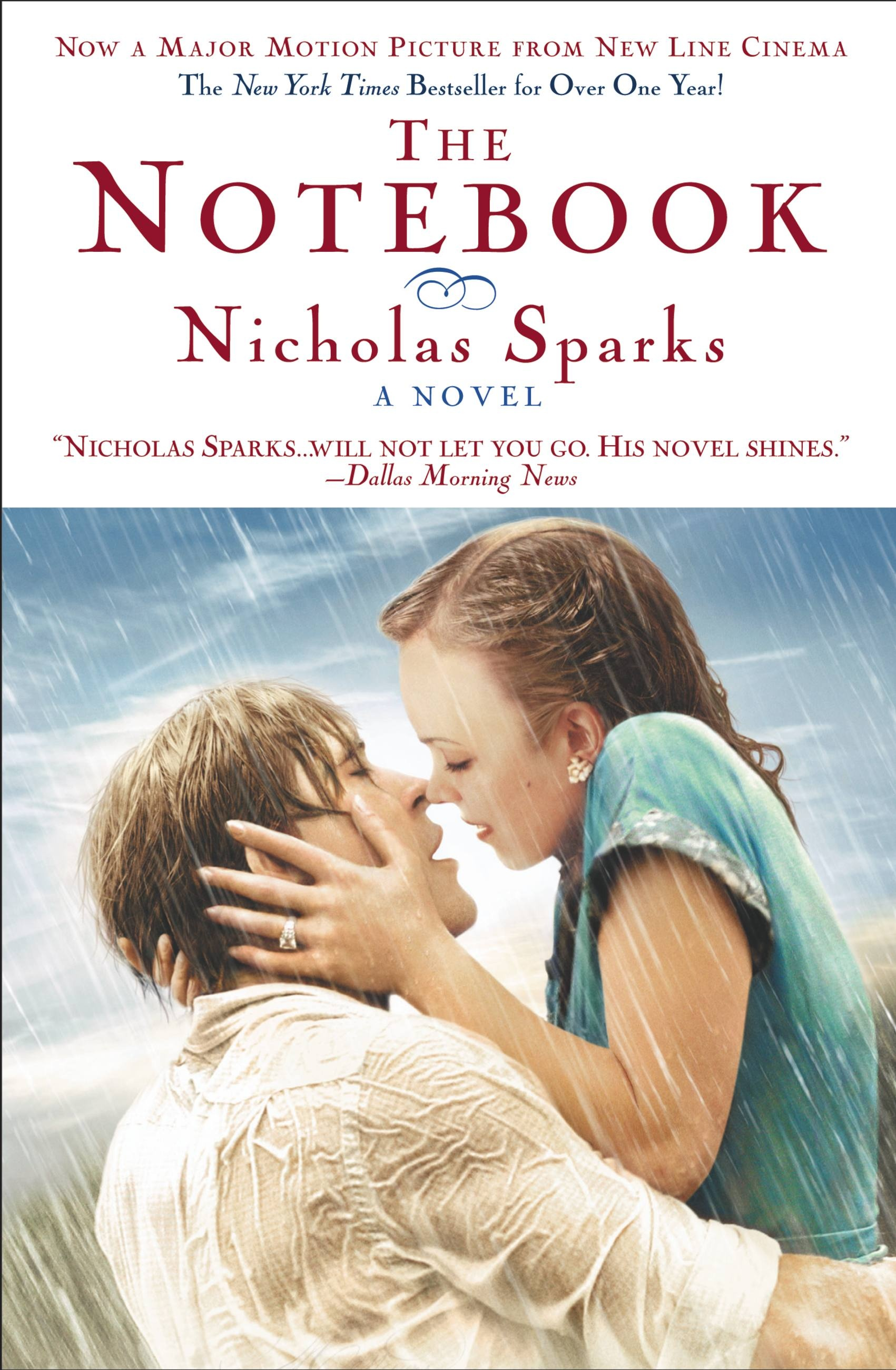 The Notebook By Nicholas Sparks Hachette Book Group