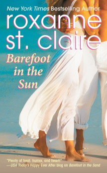 Barefoot In Sun Roxanne St. Claire Hachette Book