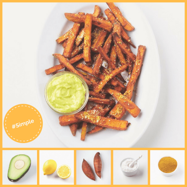 Simple Sweet Potato Fries